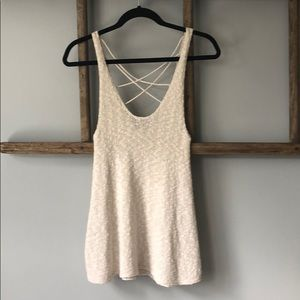 AMERICAN EAGLE OUTFITTERS SWEATER TANK